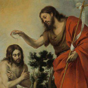 Preghiera a San Giovanni Battista