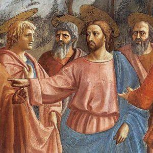 """Parola della Domenica """"Gesù allora si voltò…"""""""