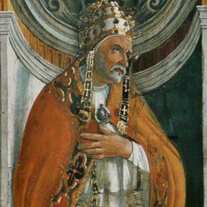 Preghiera a San Sisto II, Papa