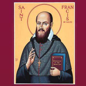 Preghiera a San Francesco di Sales