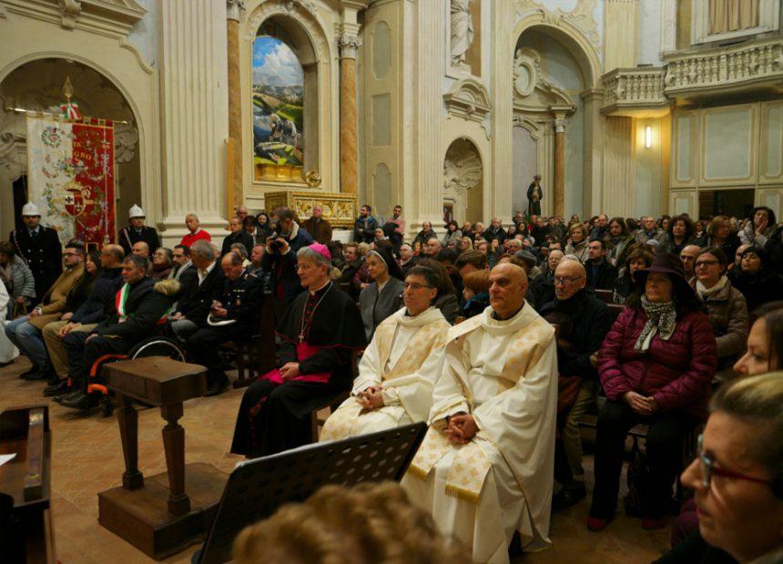 Foligno – Celebrazione Eucaristica per la festa di Sant'Angela