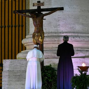 Benedizione urbi et Orbi: momento straordinario di preghiera di Papa Francesco