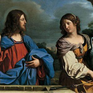 """Parola della Domenica: """"Gesù sedeva presso il pozzo…"""""""