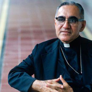 Benedizione serale con la vita di San Oscar Romero