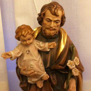 Benedizione serale con la vita di San Giuseppe