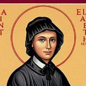 Benedizione serale con la vita di Santa Anna Elisabetta Seton