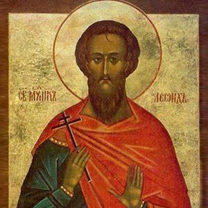 Preghiera a San Leonida