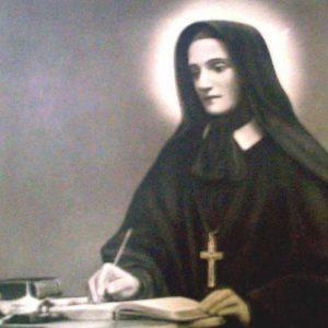 Benedizione serale con la vita di Santa Maria Crocifissa Di Rosa