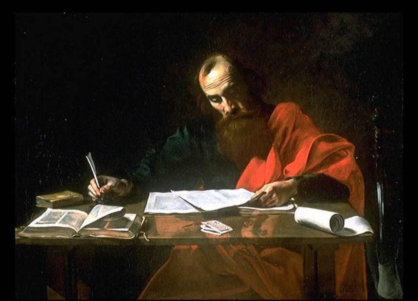 """La parola del giorno """"…Cristo non vi gioverà a nulla"""""""