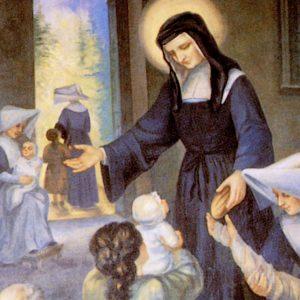 Preghiera a Santa Luisa di Marillac