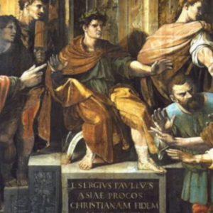 """La parola del giorno """"Paolo, giunto ad Antiòchia di Pisìdia…"""""""