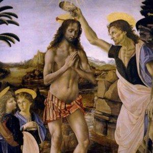 """La parola del giorno """"…cominciando dal battesimo di Giovanni…"""""""