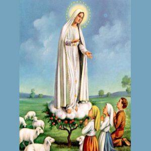 Preghiera alla Beata Vergine Maria di Fatima
