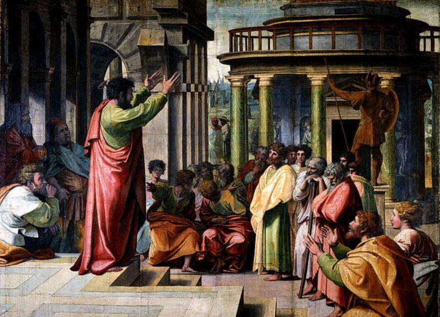 """La parola del giorno """"Paolo, apostolo di Cristo Gesù…"""""""