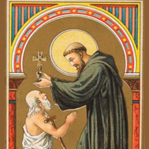 Preghiera a San Mauro, abate