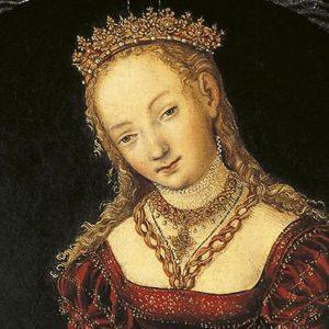 Benedizione serale con la vita di Santa Elisabetta d'Ungheria