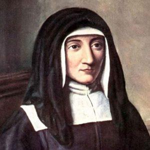 Benedizione serale con la vita di Santa Luisa di Marillac