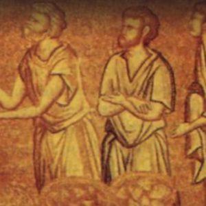 """Dal vangelo di San Giovanni: """"in verità io vi dico, voi mi cercate…"""""""