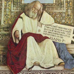 """La parola del giorno """"Io, il Signore, ti ho chiamato per la giustizia"""""""