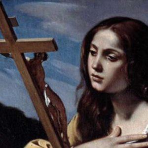 Elevazione spirituale nella festa di santa Maria Maddalena