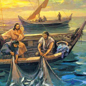 """Parola del giorno """"…una rete gettata nel mare…"""""""