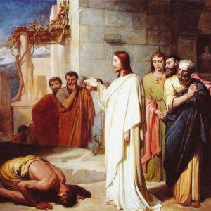 """Parola del giorno """"…Che vuoi da noi, Gesù Nazareno?…"""""""