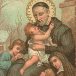 Preghiera a san Vincenzo de' Paoli