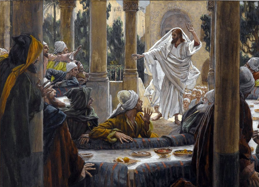 """La parola del giorno """"Guai a voi, scribi e farisei ipocriti…"""""""