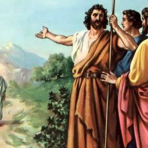 """Parola della Domenica """"Egli preparerà la tua via…"""""""