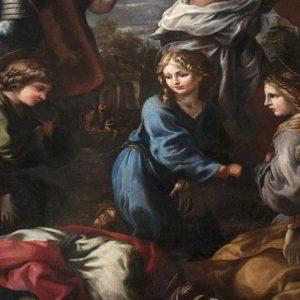 Preghiera ai Santi Mario e Marta