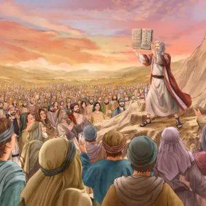 """La parola del giorno """"Mosè parlò al popolo dicendo…"""""""