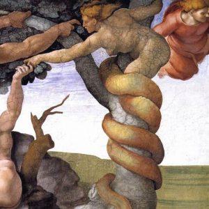 """La parola del giorno """"Ma il serpente disse alla donna…"""""""