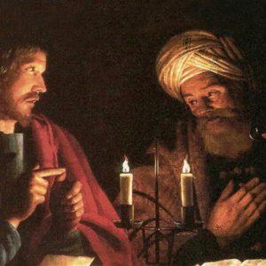 """Parola della Domenica """"Gesù disse a Nicodemo"""""""