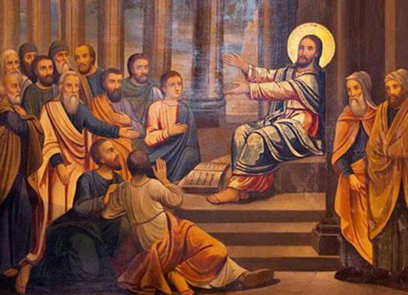 """La parola del giorno """"dove gli vengono questa sapienza e i prodigi"""""""