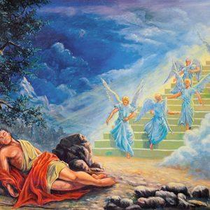 """La parola del giorno """"gli angeli di Dio salivano e scendevano"""""""