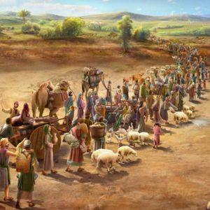 """La parola del giorno """"Il Signore gli mostrò tutto il paese…"""""""