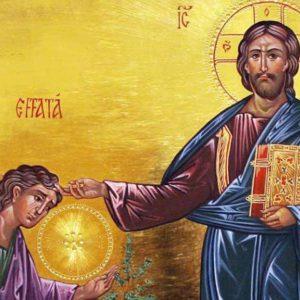 """Parola della Domenica """"Gesù guarisce l'umanità ferita dal peccato…"""""""