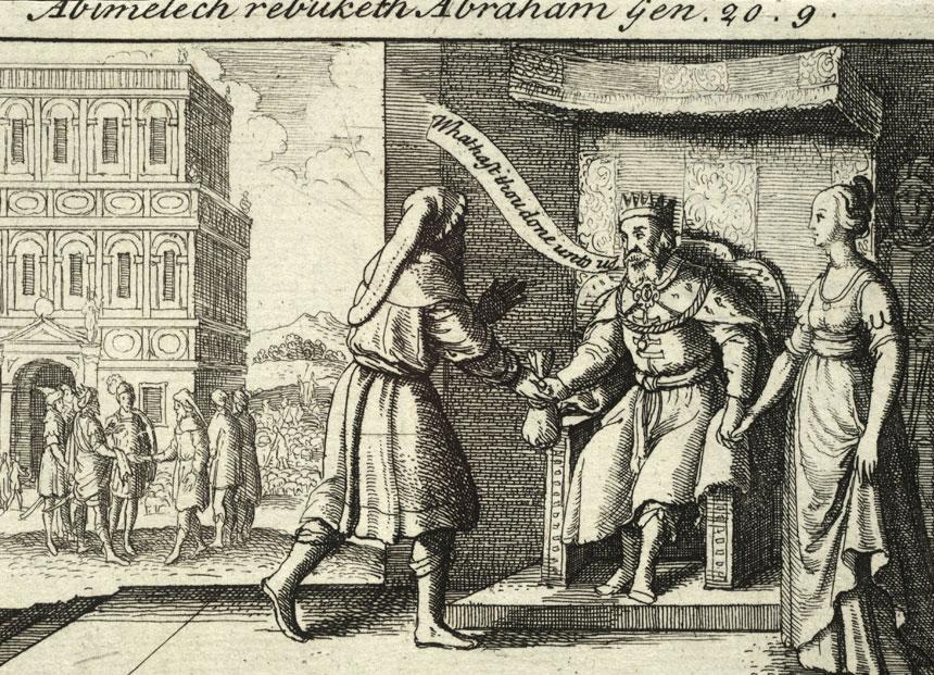 """La parola del giorno """"In quel tempo, tutti i signori di Sichem…"""""""