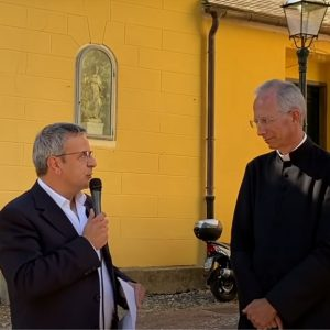 Intervista a mons. Guido Marini. Vescovo eletto di Tortona