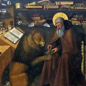 Preghiera a San Girolamo