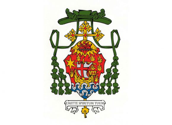 Presentazione dello stemma di S.E. Mons. Guido Marini